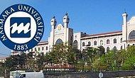 Marmara Üniversitesi  2019 Taban Puanları ve Başarı Sıralamaları