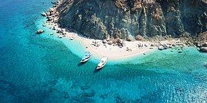 Antalya'nın Maldivleri'nde Tehlike Çanları: Günlük 2 Bin Ziyaretçi Ağırlayan Suluada, Kirlilik Tehlikesiyle Karşı Karşıya