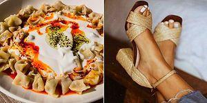Bir Daha Yiyemeyeceğin Yemeklere Göre Sana Ayakkabı Modeli Öneriyoruz!