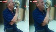 Çalınan Köpeğine Kavuşunca Hüngür Hüngür Ağlayan Adam