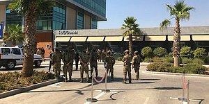 Erbil'de Restorana Silahlı Saldırı: Başkonsoloslukta Görevli Bir Türk Diplomat Şehit Oldu