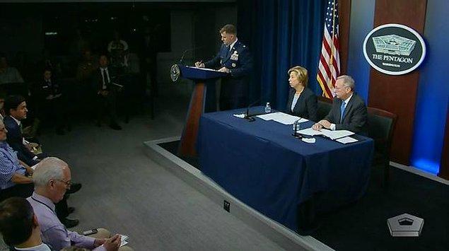 Pentagon'da düzenlenen basın toplantısında, kararın F-35 programındaki diğer müttefiklerle uyum içinde alındığı vurgulandı.