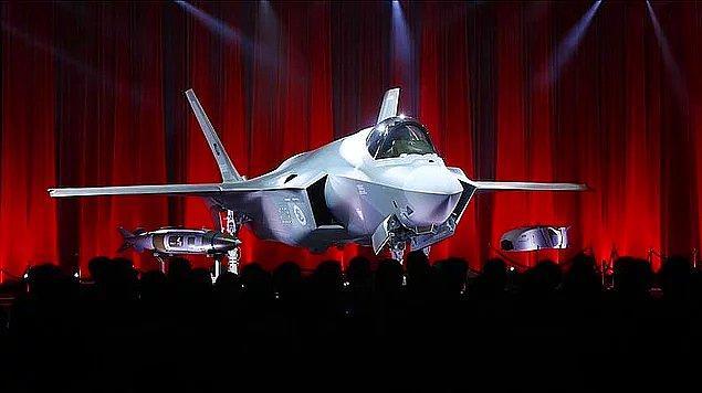 Lord, F-35 eğitimi için ABD'de bulunan pilotların ise Türkiye'ye geri dönme süreci içinde olduğunu aktardı.