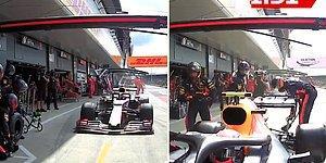 Formula 1'de Pit Stop Rekorunu Kırdılar: 1.91 Saniye