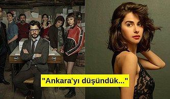 La Casa De Papel'in Yapımcısı, Nesrin Cavadzade'nin Canlandıracağı Söylenen İstanbul Karakteriyle İlgili Son Noktayı Koydu!