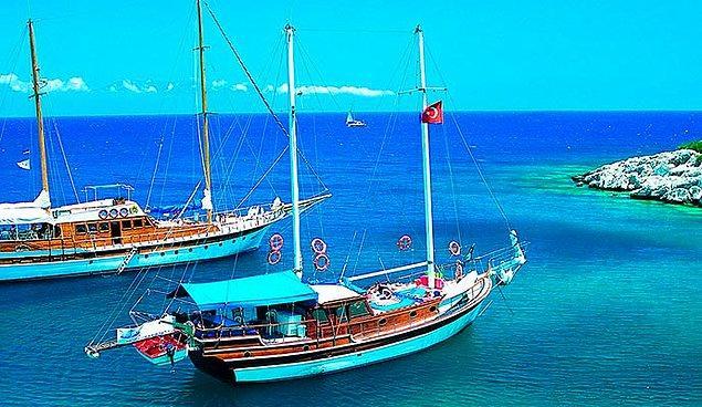 Cunda-Ayvalık Tekne Gezisi