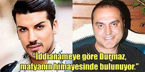 Kerimcan Durmaz'ın  Şarkıcı Arto'yu Mafyaya Şikayet Ederek Tehdit Ettirdiği İddiası Gündeme Bomba Gibi Düştü!