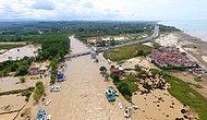Düzce'de Sel ve Heyelan Felaketi: Kayıp 7 Kişiden Birinin Cansız Bedeni Bulundu