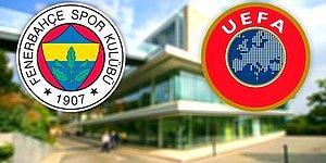 UEFA, Fenerbahçe İçin Kararını Verdi!