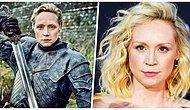 Game Of Thrones'un Brienne'i Gwendoline Christie Emmy'ye Aday Gösterilmeyince Kontrolü Eline Aldı!