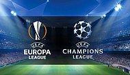 Başakşehir, Trabzonspor ve Yeni Malatyaspor'un Avrupa'daki Rakipleri Belli Oluyor