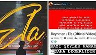 Helal Olsun! Reynmen Ela Şarkısından Kazandığı Dudak Uçuklatan Parayı Vakıflara ve Hayır Kurumlarına Bağışlayacak