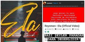 Helal Olsun! Reymen Ela Şarkısından Kazandığı Dudak Uçuklatan Parayı Vakıflara ve Hayır Kurumlarına Bağışlayacak