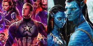 Avengers: Endgame Filmi, Avatar'ın 10 Yıllık Gişe Hasılatı Rekorunu Kırdı