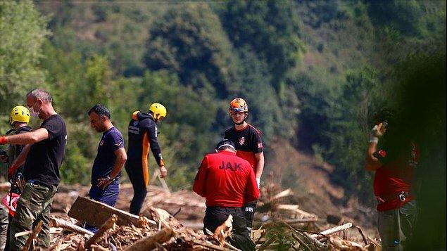 Kaybolan 2 çocuğun aranmasına bu sabah saatlerinde yeniden başlandı.