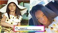 Rihanna Bile İnanamadı! Ünlü Şarkıcıya Olan İnanılmaz Benzerliğiyle Dikkat Çeken Küçük Kız Sosyal Medyanın Gündeminde
