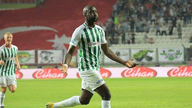 22. Mustapha Yatabare / Konyaspor ➡️ Demir Grup Sivasspor Sivasspor