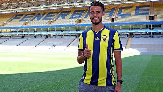 25. Diego Antonio Reyes / Fenerbahçe ➡️ Atlas
