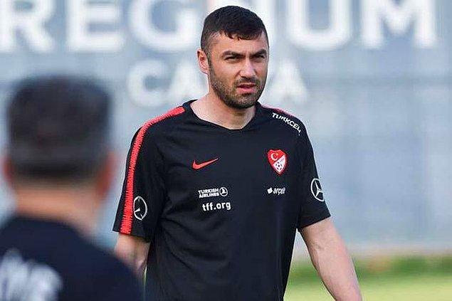9. Burak Yılmaz / Beşiktaş ➡️ Lecce