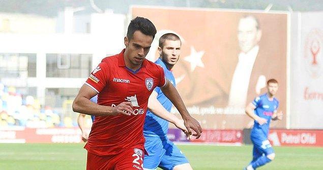 1. Kerim Alıcı / Altınordu ➡️ Beşiktaş