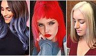 Kuaföre Gitme İsteği Uyandıran Trend: Saçlarında Sıradanlıktan Sıkılanlar İçin İki Renkli Saçlar Geliyor