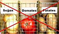 Etilen Üretimi ve Duyarlılığı Nedeniyle Kesinlikle Bir Arada Saklamamanız Gereken Gıdalar