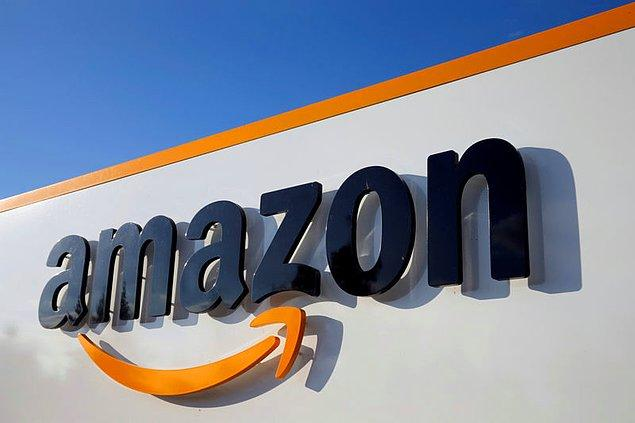 İlk teklif Amazon'dan