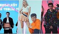 Aleyna Tilki Yine Sim Kusuyor... Berkcan Güven'in Rengarenk ve Her Detayıyla Dikkat Çeken 'Yeniden' Şarkısının Klibi