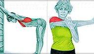 Kaslarınızı Güçlendirirken Güne Çok Daha Enerjik Başlamanızı Sağlayacak Basit Sabah Egzersizleri