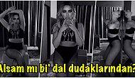 Reynmen'in Ela Şarkısına Video Çekti! Hadise'nin Transparan Kıyafetiyle Yaptığı Dans Ortalığı Yakıp Geçti 🔥