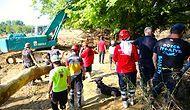 Düzce'deki Sel Felaketinde Kaybolmuştu: 3 Yaşındaki Kağan Töngel'in Cansız Bedenine Ulaşıldı
