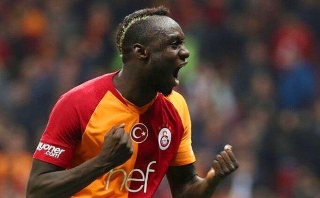 28. Mbaye Diagne / Galatasaray  ➡️ Al Rayyan