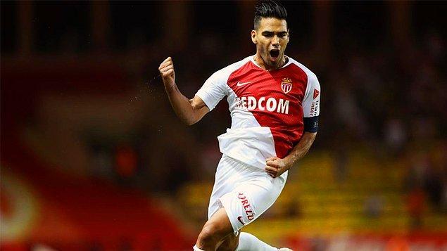 8. Radamel Falcao / Monaco ➡️ Galatasaray