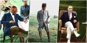 Ulu Önder Mustafa Kemal Atatürk'ün Şık Giyimindeki Detayları Öğrenince Ata'ya Bir Kez Daha Hayran Kalacaksınız