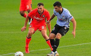Son 3 Hazırlık Maçında Gol Dahi Atamayan Beşiktaş, Udinese'ye de Yenildi