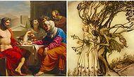 Çapkın Tanrı Zeus'un Bile Gönlünü Eritip Aşklarına Hayran Bıraktıran Efsane Çift: Bergamalı Philemon ile Baukis
