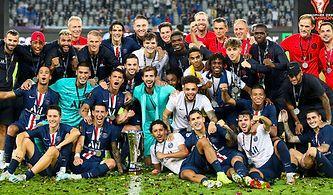 Fransa Süper Kupası Üst Üste 7.Kez Paris Saint Germain'in!