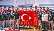 Erkekler 18 Yaş Altı Avrupa Basketbol Şampiyonası'nda İkinci Olduk!