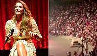 Sıla Bodrum'da Verdiği Konserde Şarkılarını Oturarak Söylediği İçin Seyirciler Konser Alanını Terk Etti!