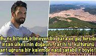 """Tarkan da Kaz Dağları'ndaki Çevre Katliamına Sessiz Kalmadı: """"Sizlere Emanet Edilen Bu Topraklara ve Halkınıza İhanet Etmeyin!"""""""