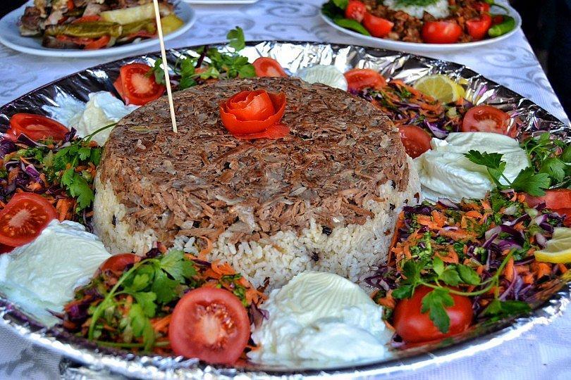 имя маклюбе рецепт с фото турецкое блюдо образование этот уроженец