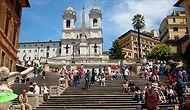 Cezası 160 Euro'dan Başlıyor: Roma'da İspanyol Merdivenleri'ne Oturmak Artık Yasak