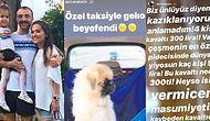 Demet Akalın'ın Kızı Hira İçin Özel Araçla İstanbul'dan Bodrum'a Köpeğini Getirtmesi Sosyal Medyanın Gündeminde