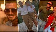 Çift Kombinleri Bile Var! İtalya'da Geçirdikleri Tatil ile Herkesi Bir Kez Daha Kendilerine Hayran Bırakan Beckham Ailesi