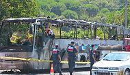 """Peş Peşe Yaşanan Yangınların Ardından Uzman Uyarısı: """"Otobüslerde 'İmdat Kapısı' Acilen Gerekli"""""""