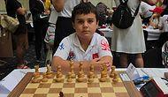 Gurur Duyduk! Tüm Rakiplerini Yenen 8 Yaşındaki Yağız Kaan Erdoğmuş, Satrançta Avrupa Şampiyonu Oldu