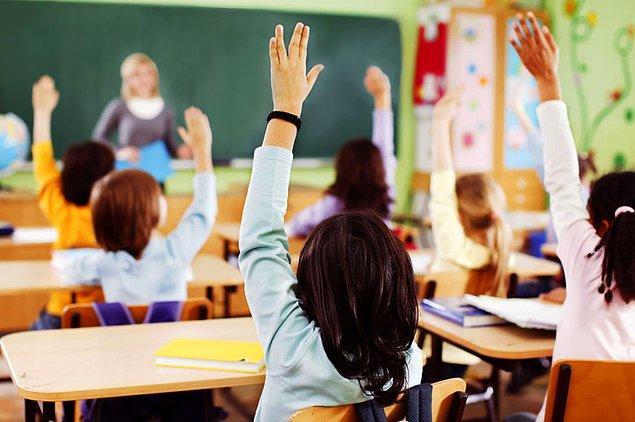 Derslikler özel sınıflara ayrılıyor.