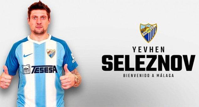 20. Yevhen Seleznov / Kulüpsüz ➡️ Göztepe