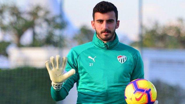 17. Muhammed Şengezer / Bursaspor ➡️ Başakşehir