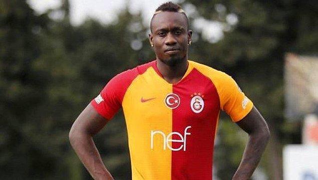 12. Mbaye Diagne / Galatasaray ➡️ Dinamo Moskova